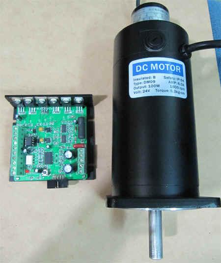 Many Cnc System Dc Servo Motor Driver