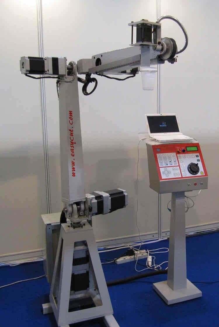 Many Cnc System Robot Arm